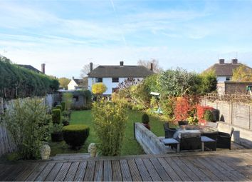 Thumbnail 3 bed semi-detached house for sale in Pollards Oak Crescent, Oxted