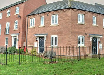Thumbnail 2 bed maisonette for sale in Arran Close, Greylees, Sleaford