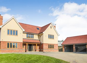 Thumbnail 6 bed detached house for sale in Tithepit Shaw Lane, Warlingham, Surrey