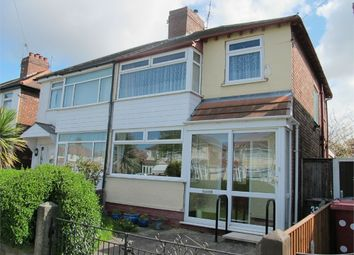 Thumbnail 3 bed semi-detached house for sale in Malvern Crescent, Liverpool, Merseyside