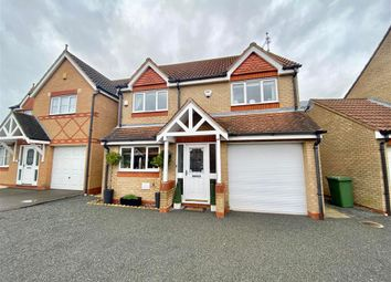 Thumbnail 4 bed detached house for sale in Brodsworth Road, Park Farm, Peterborough