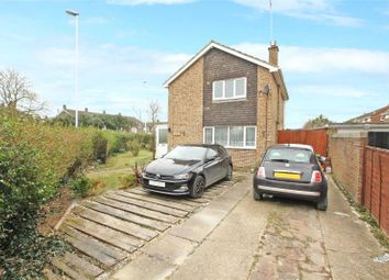 Thumbnail 3 bed detached house for sale in Boxgrove, Worthing, West Sussex