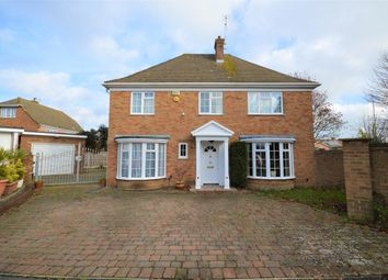 Thumbnail 4 bed detached house for sale in Corone Close, Folkestone