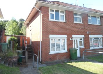 Thumbnail 2 bed flat to rent in Ty Fry, Aberdare