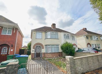 Thumbnail 3 bed semi-detached house for sale in Cleethorpes Road, Sholing, Southampton