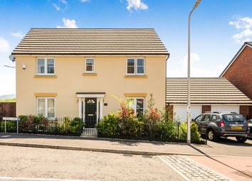 Thumbnail 4 bed detached house for sale in Maes Y Ffion, Llwydcoed, Aberdare