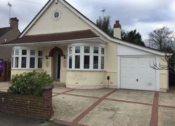 Thumbnail 3 bed detached bungalow for sale in Minster Way, Hornchurch