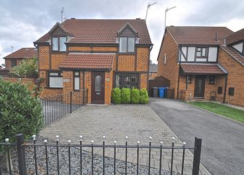 Thumbnail 2 bed terraced house for sale in Wisteria Way, Hull