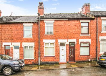 Thumbnail 2 bed terraced house for sale in Harold Street, Stoke-On-Trent