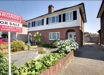 Thumbnail 3 bed semi-detached house for sale in Derwent Drive, Hayes
