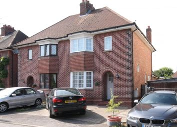 Thumbnail 3 bed semi-detached house for sale in St. Johns Court, St. Johns Road, Farnborough