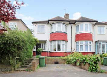 Thumbnail 3 bed semi-detached house for sale in Northumberland Road, North Harrow, Harrow