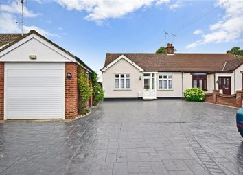 Thumbnail 3 bed semi-detached bungalow for sale in Station Road, West Horndon, Brentwood, Essex