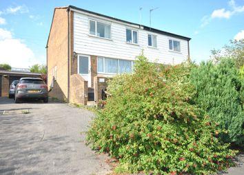 Thumbnail 3 bedroom semi-detached house for sale in Longhouse Lane, Denholme, Bradford