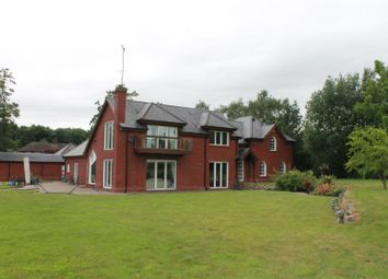 Thumbnail 4 bedroom detached house for sale in Burley Hill, Allestree, Derby, Derbyshire