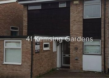 Thumbnail 1 bed semi-detached house to rent in Kemsing Gardens, Canterbury
