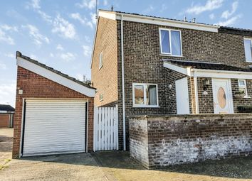 Thumbnail 3 bed semi-detached house for sale in Orchard Road, Spixworth, Norwich