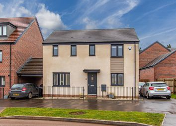 3 bed link-detached house for sale in Church Road, Old St. Mellons, Cardiff CF3