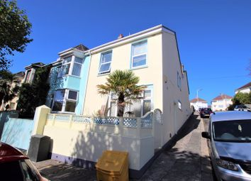 Thumbnail 3 bed flat for sale in Bridwell Road, Weston Mill, Plymouth, Devon