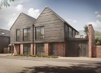 Thumbnail 3 bed terraced house for sale in Pompadour At Channels, Little Waltham, Chelmsford