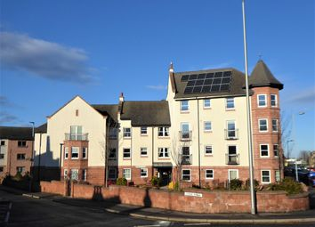 Thumbnail 1 bed flat for sale in Moravia Court, Market Street, Forres