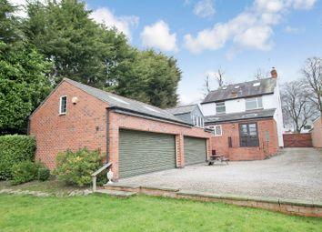 Thumbnail 5 bed detached house for sale in Welford Road, Knighton, Leicester