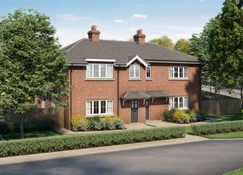 Thumbnail 3 bed detached house for sale in Rickmansworth Road, Harefield, Uxbridge, Hertfordshire