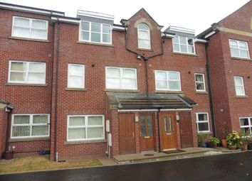 Thumbnail 2 bed flat to rent in Queens Court, Wardley Street, Wigan