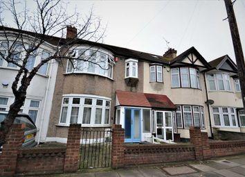 Thumbnail 3 bed terraced house for sale in Redbridge Lane East, Redbridge, Ilford