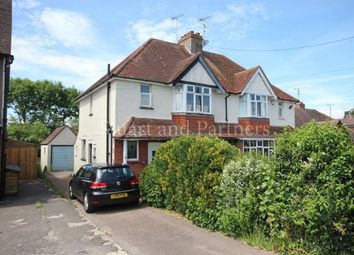 Thumbnail 3 bed semi-detached house to rent in Cuckfield Road, Hurstpierpoint