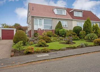 Thumbnail 4 bedroom semi-detached house for sale in Athelstane Drive, Greenfaulds, Cumbernauld, North Lanarkshire