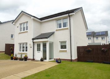 Thumbnail 3 bed detached house for sale in Delaney Wynd, Cleland, Motherwell