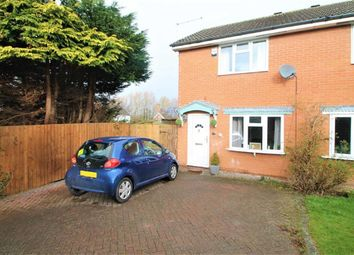 Thumbnail 2 bed semi-detached house for sale in Amber Hill, Radbrook, Shrewsbury