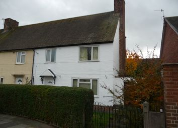 Thumbnail 3 bed semi-detached house for sale in Ganneys Meadow Road, Upton Wirral