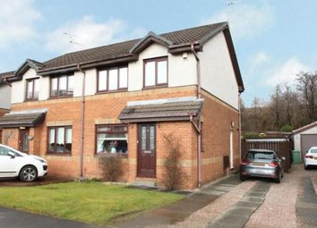 Thumbnail 3 bed semi-detached house for sale in Duntreath Gardens, Drumchapel, Glasgow