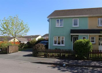 Thumbnail 3 bed semi-detached house for sale in Vineyard Vale, Valley Road, Saundersfoot