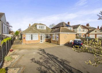Thumbnail 4 bed bungalow for sale in Newton Lane, Wigston, Leicestershire