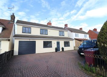 Thumbnail 3 bed detached house for sale in Moor Lane, Bolsover, Chesterfield