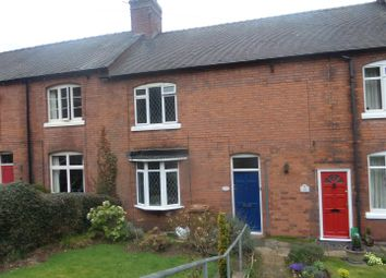 Thumbnail 2 bed terraced house to rent in Rectory Lane, Armitage, Rugeley