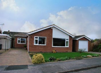 Thumbnail 2 bedroom detached bungalow for sale in Mercia Avenue, Cropwell Bishop, Nottingham