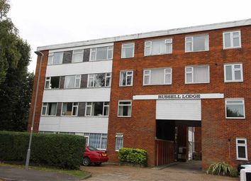 Thumbnail 3 bed flat for sale in Russell Lodge, North Chingford, London