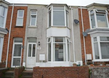 Thumbnail 3 bedroom terraced house for sale in Hazel Road, Swansea