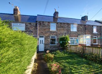 Thumbnail 2 bed terraced house to rent in Victoria Street, Sacriston, Durham