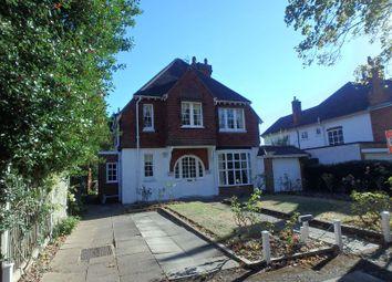 Thumbnail 5 bedroom detached house for sale in Kingsdown Road, Epsom