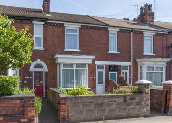 Thumbnail 3 bed terraced house for sale in Carholme Road, Lincoln