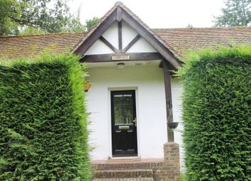 Thumbnail 2 bed bungalow to rent in Gotwick Manor, Hammerwood, East Grinstead
