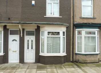 Thumbnail 2 bedroom terraced house for sale in Herbert Street, North Ormesby, Middlesbrough