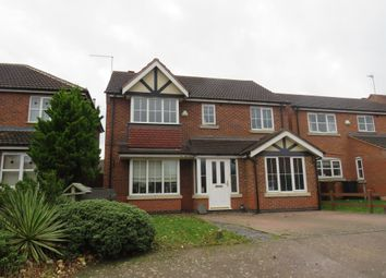 Thumbnail 5 bed detached house for sale in Veteran Close, Wootton, Northampton