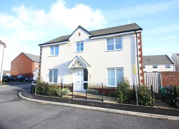 4 bed detached house for sale in Dandelion Place, Newton Abbot TQ12
