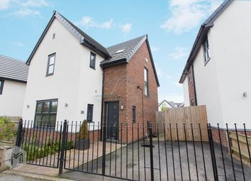Thumbnail 3 bedroom detached house for sale in Chorlton Fold, Eccles, Manchester